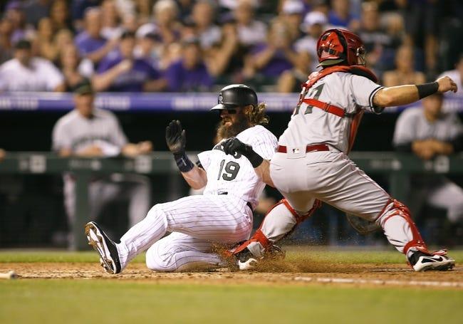 Colorado Rockies vs. Cincinnati Reds - 5/27/18 MLB Pick, Odds, and Prediction