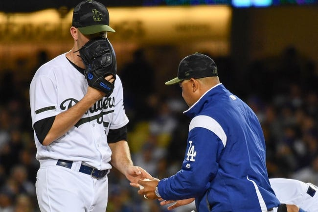 Los Angeles Dodgers vs. San Diego Padres - 5/27/18 MLB Pick, Odds, and Prediction