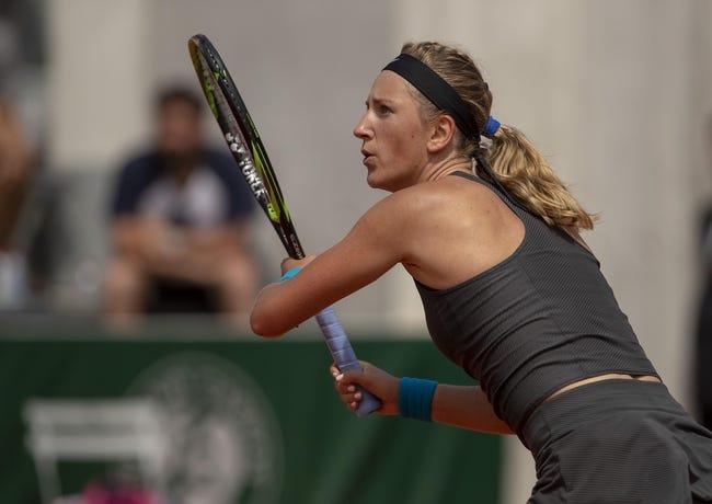 Victoria Azarenka vs. Kristina Mladenovic 2018 Rogers Cup Tennis Pick, Preview, Odds, Prediction