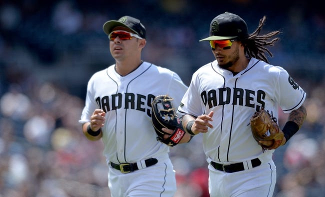 San Diego Padres vs. Cincinnati Reds - 6/1/18 MLB Pick, Odds, and Prediction
