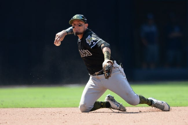 San Diego Padres vs. Miami Marlins - 5/29/18 MLB Pick, Odds, and Prediction
