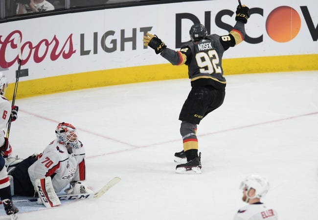 Vegas Golden Knights vs. Washington Capitals - 5/30/18 NHL Pick, Odds, and Prediction