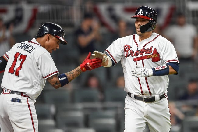 Atlanta Braves vs. New York Mets - 5/29/18 MLB Pick, Odds, and Prediction