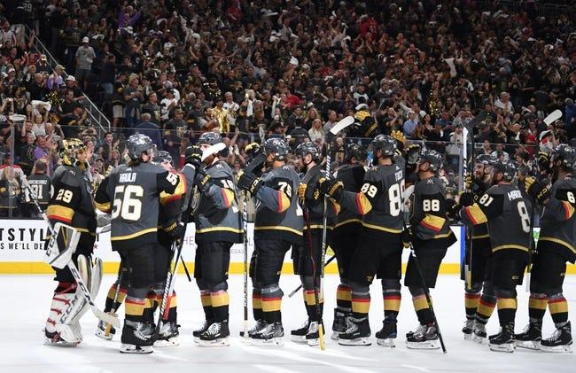 Washington Capitals at Vegas Golden Knights - Game 2 - 5/30/18 NHL Pick, Odds, and Prediction