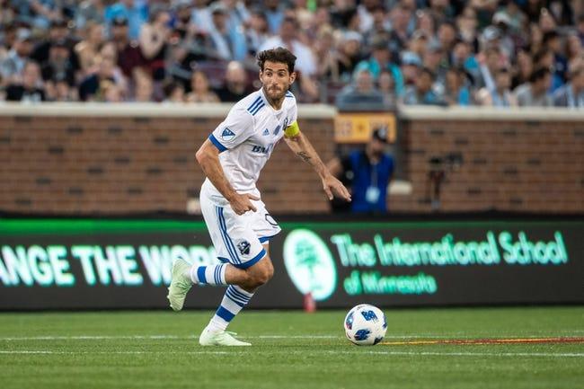 Montreal Impact vs. Houston Dynamo - 6/2/18 MLS Soccer Pick, Odds, and Prediction