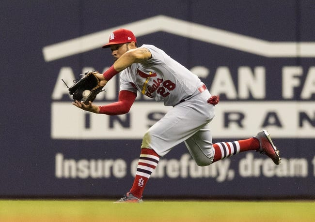 Milwaukee Brewers vs. St. Louis Cardinals - 5/30/18 MLB Pick, Odds, and Prediction
