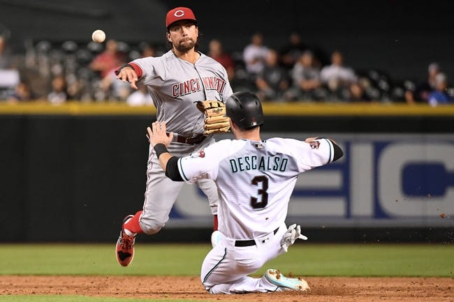 Arizona Diamondbacks vs. Cincinnati Reds - 5/30/18 MLB Pick, Odds, and Prediction