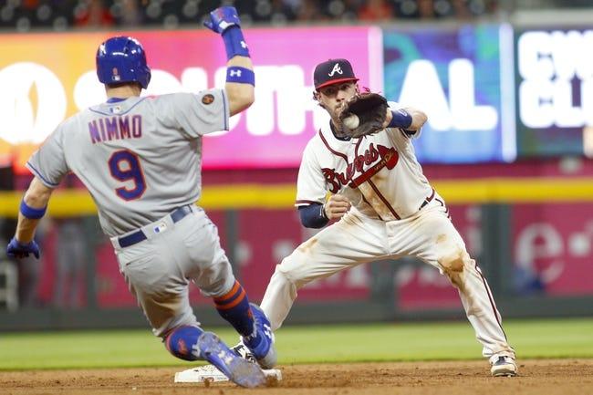 Atlanta Braves vs. New York Mets - 5/30/18 MLB Pick, Odds, and Prediction