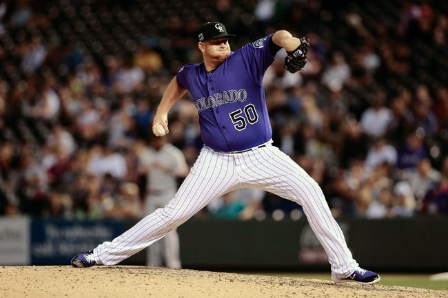Colorado Rockies vs. San Francisco Giants - 5/30/18 MLB Pick, Odds, and Prediction