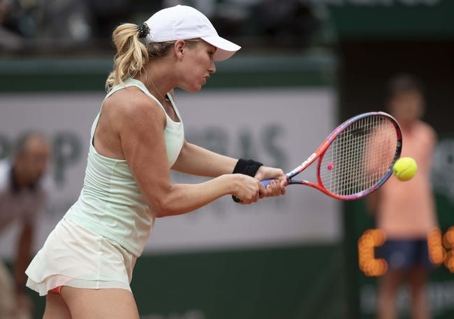 Caroline Wozniacki vs Anhelina Kalinina 2018 WTA Washington Open Tennis Picks, Preview, Predictions, Odds