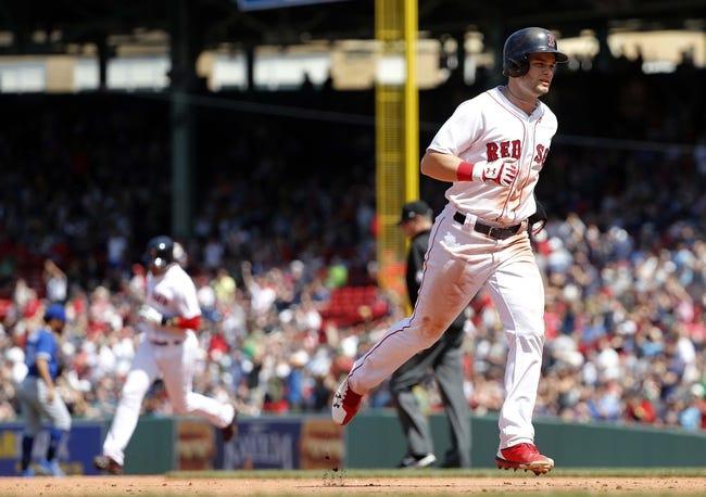 MLB | Toronto Blue Jays (42-48) at Boston Red Sox (64-29)