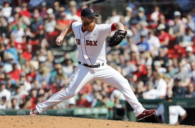 Houston Astros vs. Boston Red Sox - 5/31/18 MLB Pick, Odds, and Prediction