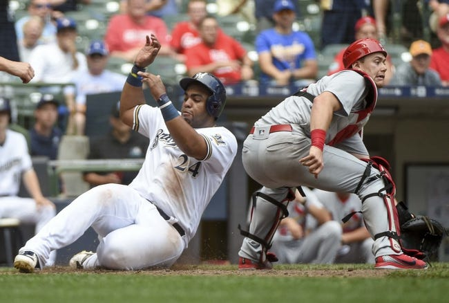 Milwaukee Brewers vs. St. Louis Cardinals - 6/21/18 MLB Pick, Odds, and Prediction