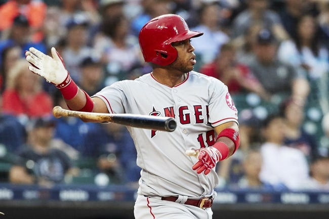 MLB | Los Angeles Angels (30-25) at Detroit Tigers (24-30)