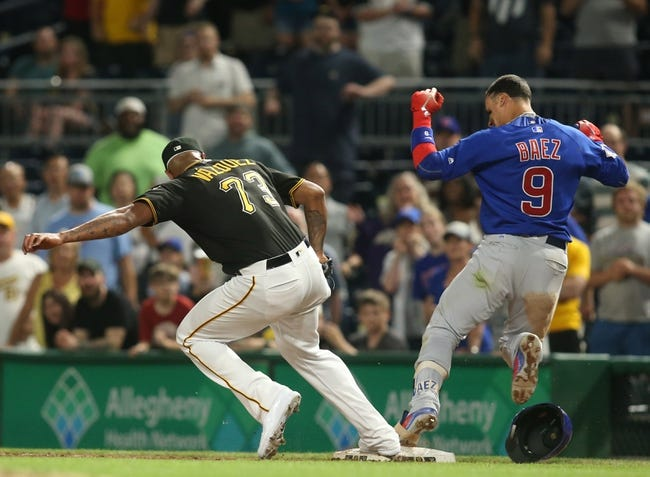 MLB | Pittsburgh Pirates (31-30) at Chicago Cubs (33-24)