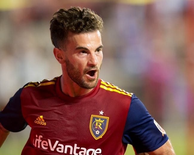 Real Salt Lake vs. Seattle Sounders FC - 6/2/18 MLS Soccer Pick, Odds, and Prediction