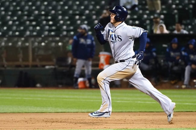Oakland Athletics vs. Tampa Bay Rays - 5/31/18 MLB Pick, Odds, and Prediction
