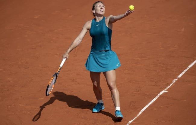 Simona Halep vs. Andrea Petkovic 2018 French Open Tennis Pick, Preview, Odds, Prediction