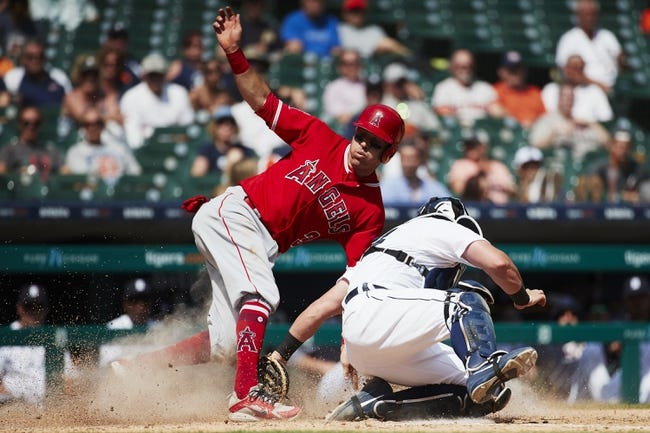Los Angeles Angels vs. Detroit Tigers - 8/6/18 MLB Pick, Odds, and Prediction