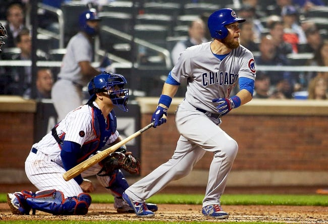 New York Mets vs. Chicago Cubs - 6/1/18 MLB Pick, Odds, and Prediction