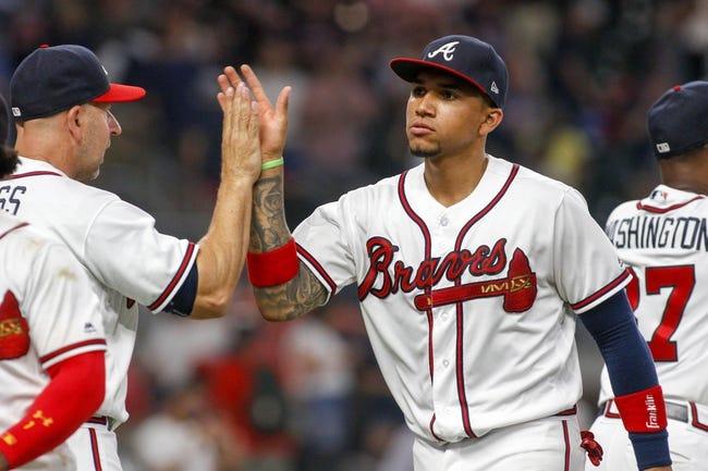 Atlanta Braves vs. Washington Nationals - 6/1/18 MLB Pick, Odds, and Prediction