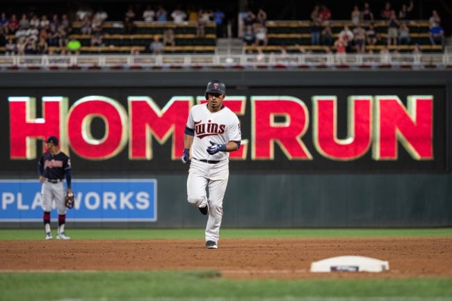 Minnesota Twins vs. Cleveland Indians - 6/1/18 MLB Pick, Odds, and Prediction