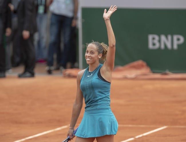 Madison Keys vs. Mihaela Buzarnescu 2018 French Open Tennis Pick, Preview, Odds, Prediction