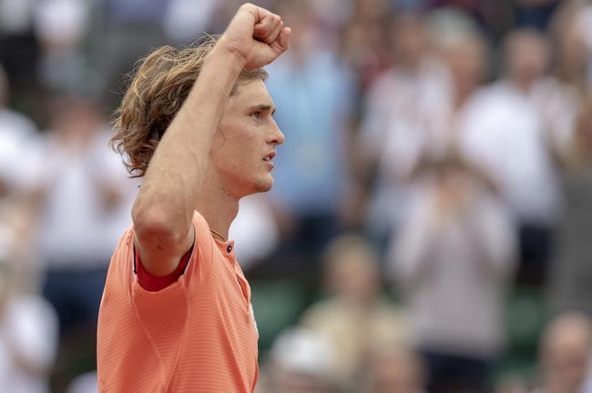 Alexander Zverev vs. Dominic Thiem 2018 French Open Tennis Pick, Preview, Odds, Prediction