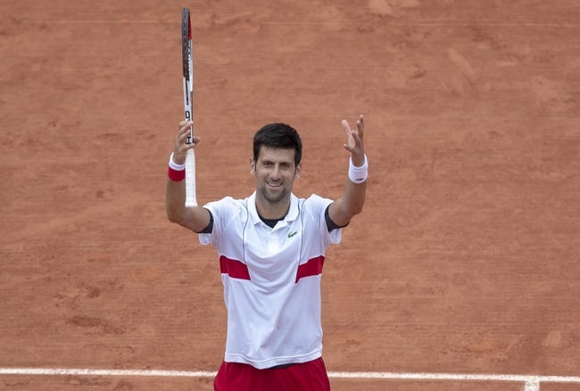 Novak Djokovic vs. Marco Cecchinato 2018 French Open Tennis Pick, Preview, Odds, Prediction