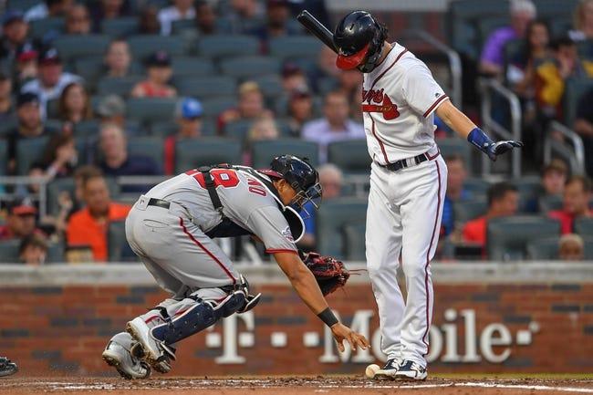 MLB | Washington Nationals (32-23) at Atlanta Braves (33-23)