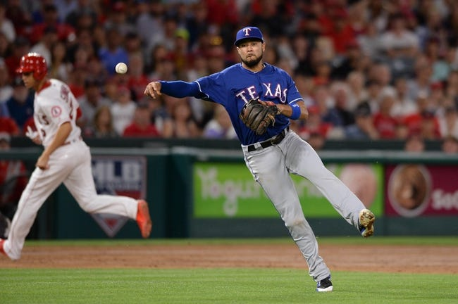 Texas Rangers vs. Oakland Athletics - 6/5/18 MLB Pick, Odds, and Prediction