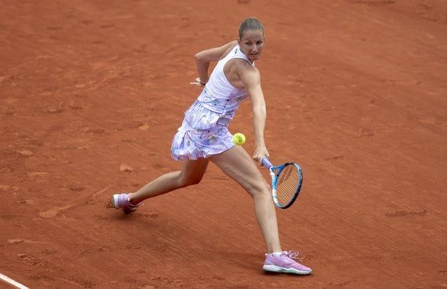Tennis | Ajla Tomljanović vs Karolina Pliskova