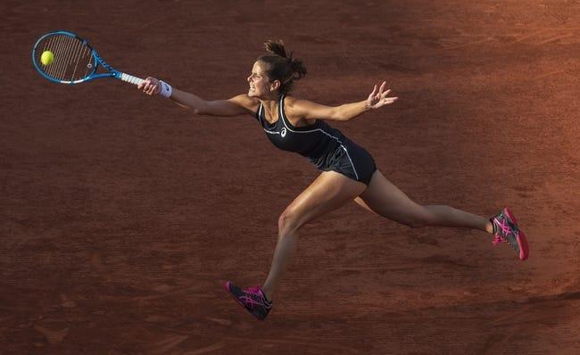 Tennis   Donna Vekic vs. Julia Goerges