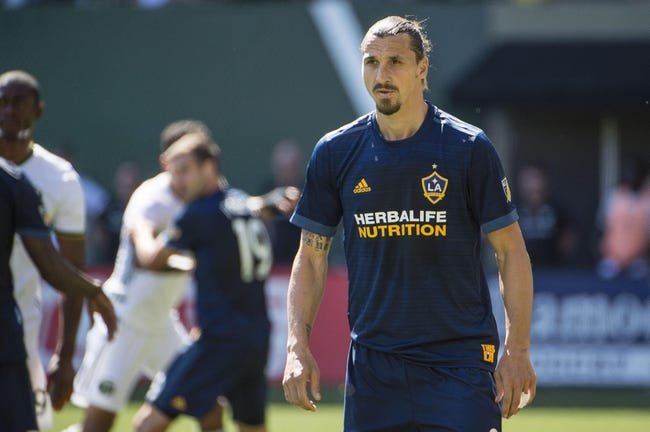 LA Galaxy vs. Real Salt Lake - 6/9/18 MLS Soccer Pick, Odds, and Prediction