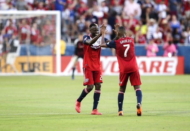 FC Dallas vs. Montreal Impact - 6/9/18 MLS Soccer Pick, Odds, and Prediction