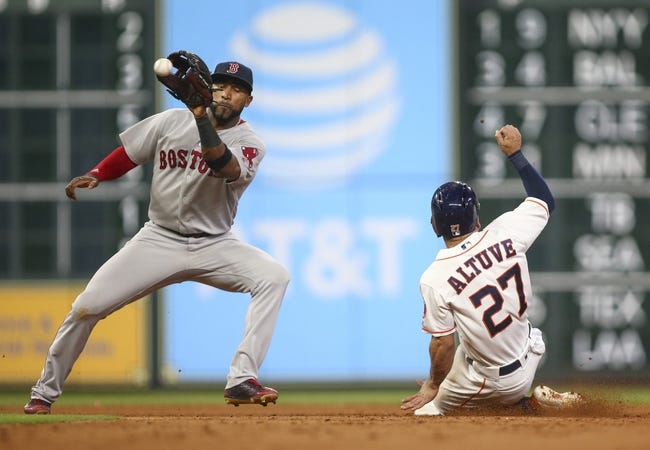 Houston Astros vs. Boston Red Sox - 6/3/18 MLB Pick, Odds, and Prediction
