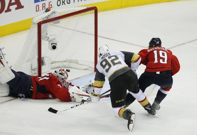 Washington Capitals vs. Vegas Golden Knights - 6/4/18 NHL Pick, Odds, and Prediction