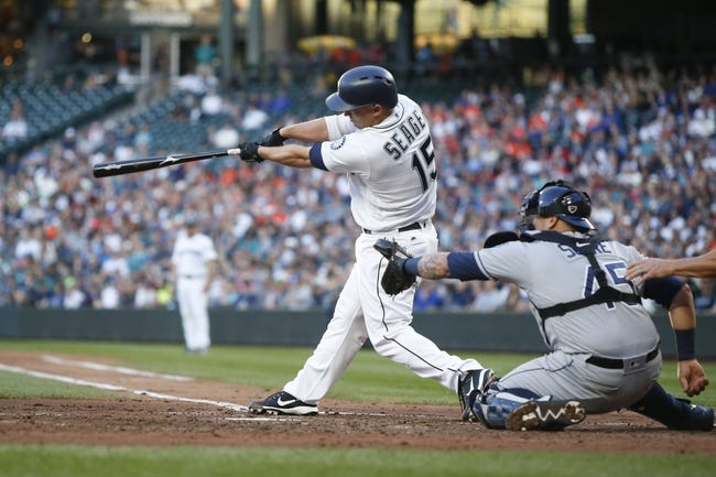 Seattle Mariners vs. Tampa Bay Rays - 6/3/18 MLB Pick, Odds, and Prediction