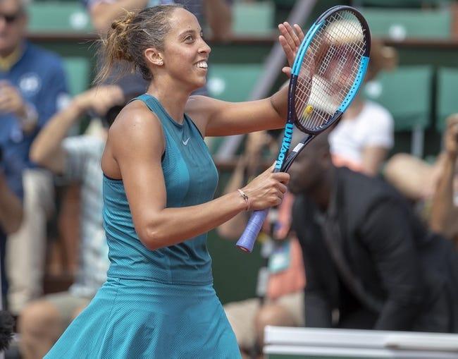 Madison Keys vs. Yulia Putintseva 2018 French Open Tennis Pick, Preview, Odds, Prediction