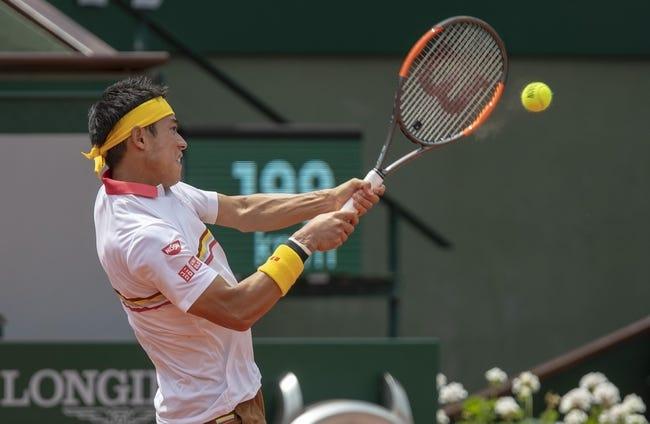 Tennis | Ivo Karlovic vs Kei Nishikori