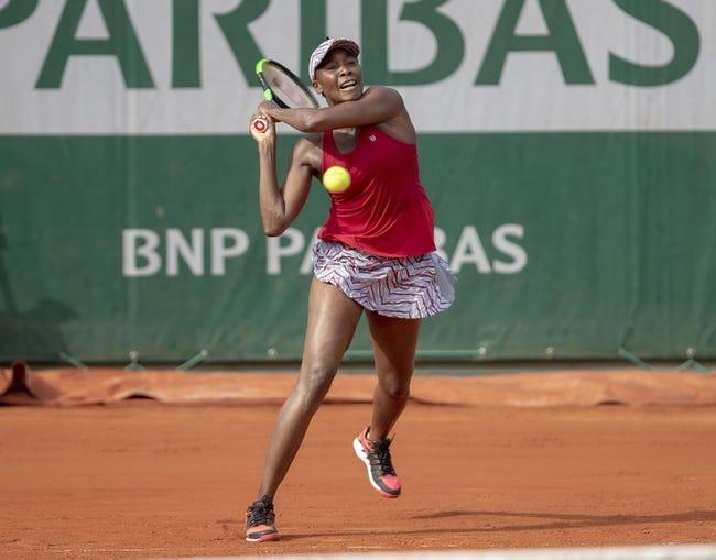 Venus Williams vs. Johanna Larsson 2018 Wimbledon Tennis Pick, Preview, Odds, Prediction