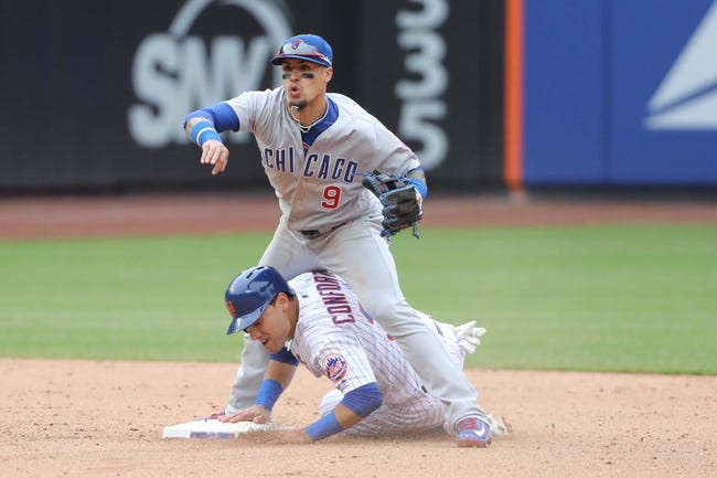 Chicago Cubs vs. New York Mets - 8/27/18 MLB Pick, Odds, and Prediction