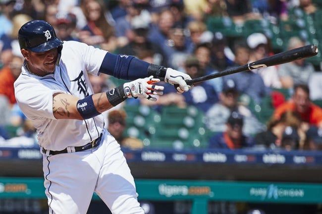 MLB   Detroit Tigers (36-45) at Toronto Blue Jays (37-43)
