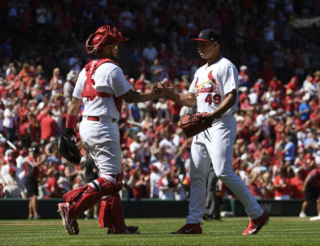 St. Louis Cardinals vs. Miami Marlins - 6/5/18 MLB Pick, Odds, and Prediction
