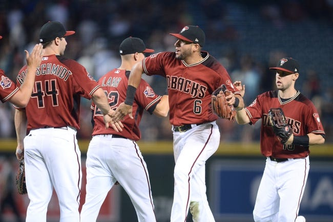 Miami Marlins vs. Arizona Diamondbacks - 6/25/18 MLB Pick, Odds, and Prediction