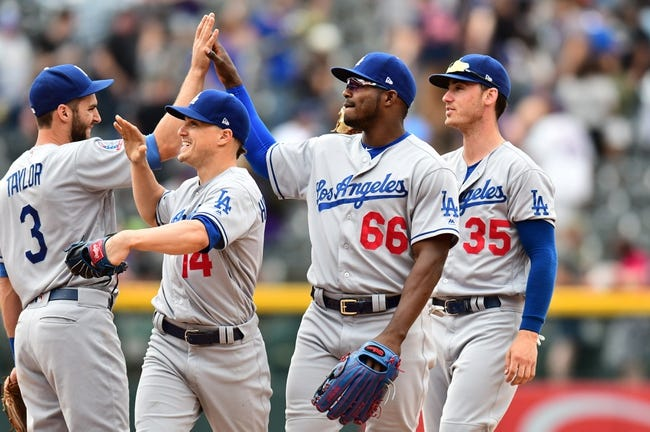 Los Angeles Dodgers vs. Colorado Rockies - 6/29/18 MLB Pick, Odds, and Prediction