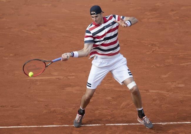 John Isner vs. Ruben Bemelmans 2018 Wimbledon Tennis Pick, Preview, Odds, Prediction