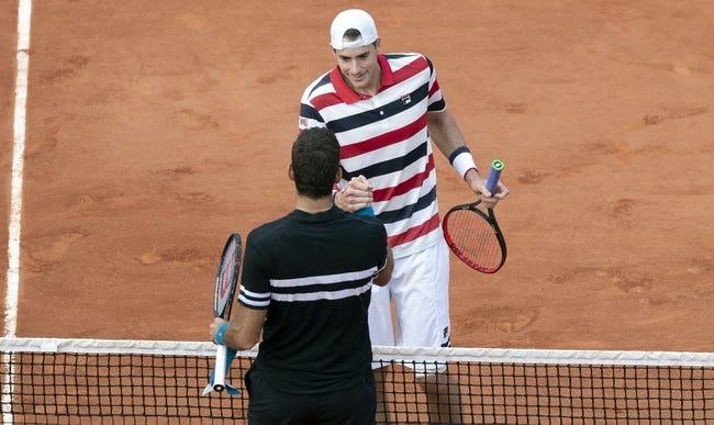 Tennis | Alexei Popyrin vs John Isner