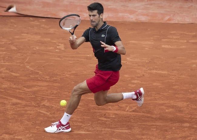 Tennis | João Sousa vs Novak Djokovic