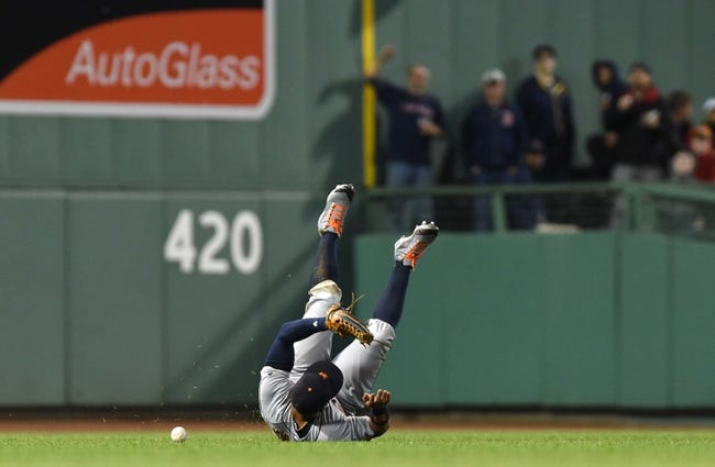 Boston Red Sox vs. Detroit Tigers - 6/6/18 MLB Pick, Odds, and Prediction